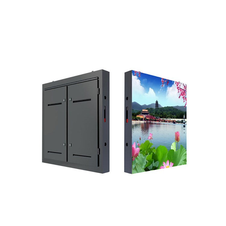 Steal Cabinet P5 LED Screen
