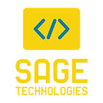Dubai LED Screen Sage Technologies Logo